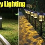 Pathway Lighting – Security For Walkways, Decks and Accent Features