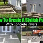 How To Create A Stylish Patio With Concrete Pavers