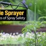 Pesticide Sprayer – Basic Principles of Spray Safety