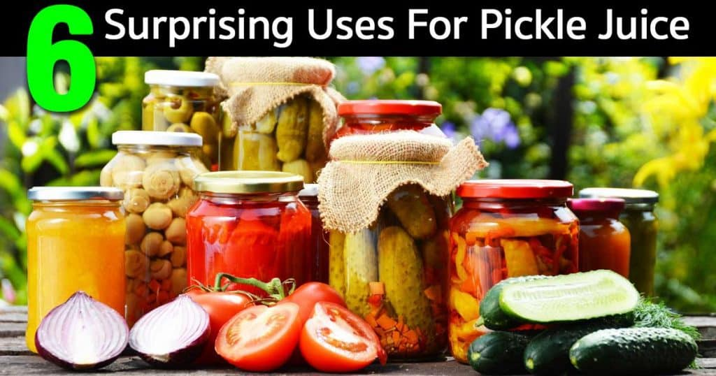uses for pickle juice