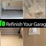 Tired Of That Old Dull, Dingy Garage Floor… Make It New!