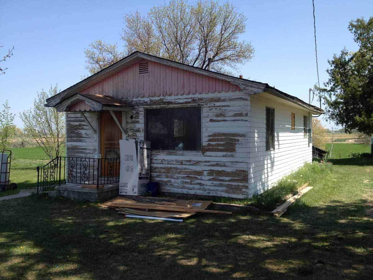 renovated great grandmas farmhouse