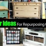 10 Clever Ways To Repurpose Old Dressers