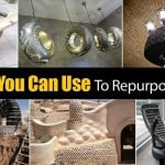 12 Ideas You Can Use To Repurpose Old Tires