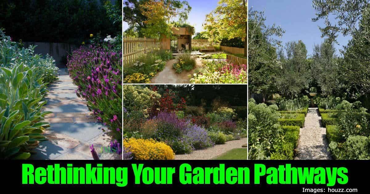 Garden Pathways rethinking your garden pathways -