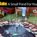 How To Build A Stone-Lined, Fit-Anywhere, Good-Looking Backyard Pond