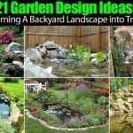 21 Backyard Garden Design Ideas Using Small Ponds To Create Tranquil Retreats