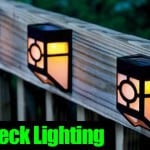 Landscape and Deck Solar Post Lighting – All Automatic