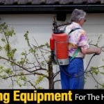 Spraying Equipment For The Homeowner
