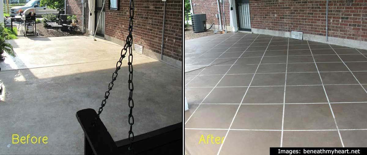 6 Ideas To Rethink Your Patio Flooring