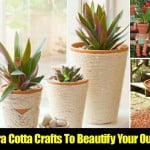 27 Showy Terra Cotta Crafts To Beautify Your Outdoor Spaces