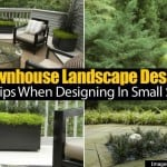 Townhouse Landscape Design: 8 Pro Tips When Designing In Small Spaces