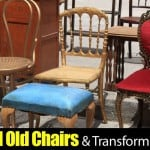 Upcycled Old Chairs & Transform Your Home