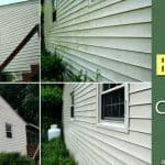 Mold Busters – How To Clean Vinyl Siding