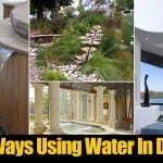 New Ways Using Water In Design