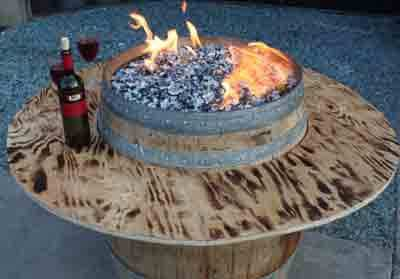19 Creative Uses For Old Wine Barrels Outdoors