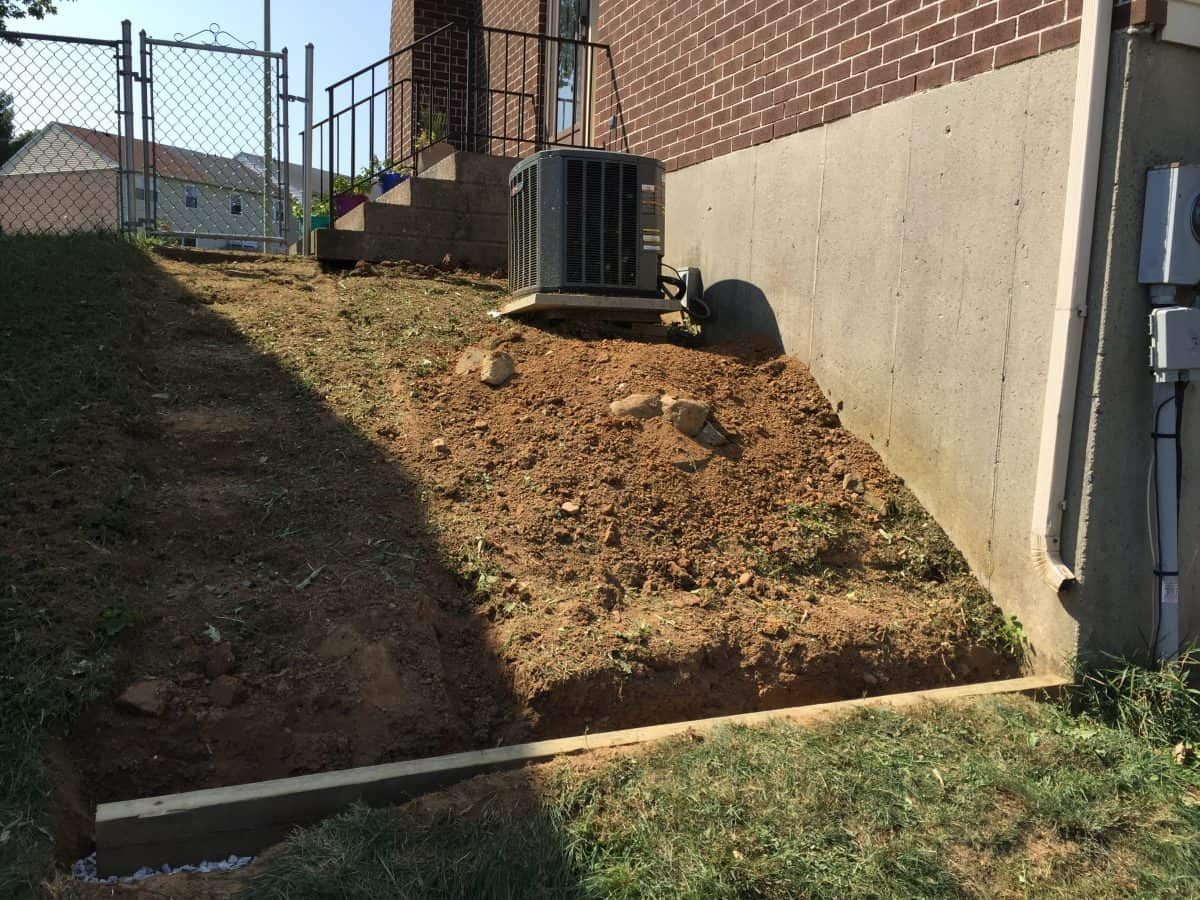 Diy Side Yard Landscaping Idea Steps And Tiers